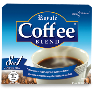 Royale 8-in-1 Coffee