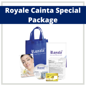 Royale Cainta Special Package