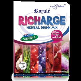 Richarge Herbal Drink Mix