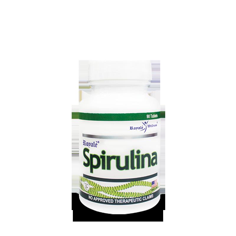 Royale Spirulina