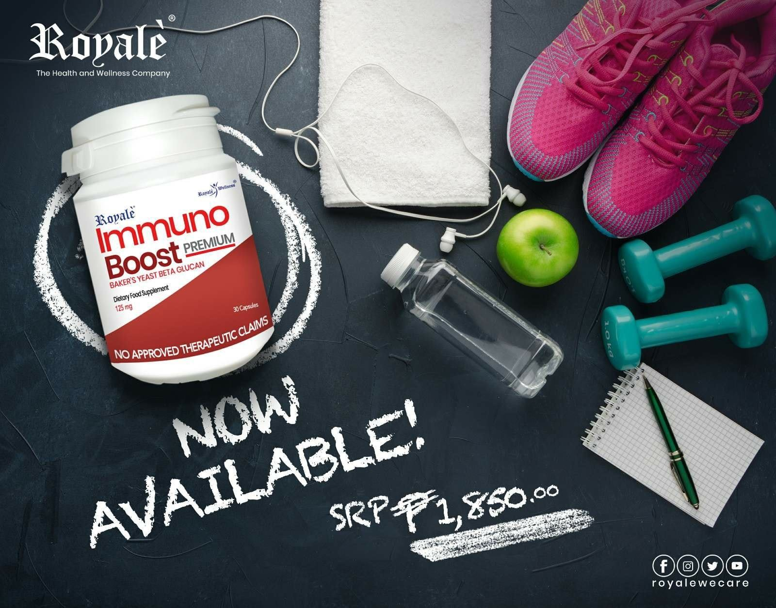 Immuno Boost | Royale Cainta Satellite Center
